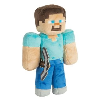 Plush Toy Steve Minecraft 30 cm