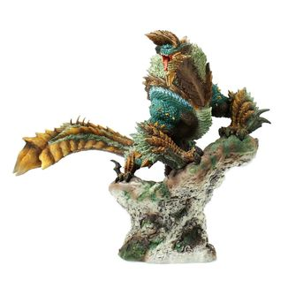 Zinogre Resell Version Figure Monster Hunter CFB Creators Model