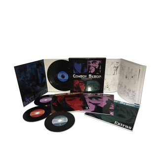 Cowboys Bebop Complete Series Collector's Edition Bluray