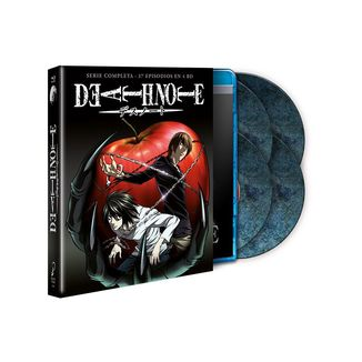 Death Note Complete Series Bluray