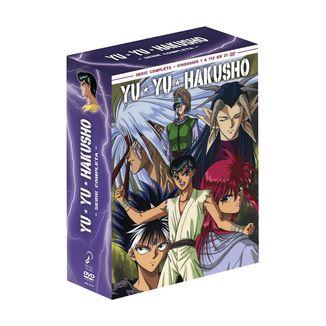 Yu Yu Hakusho Complete Series DVD