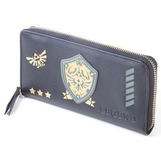 Monedero Shield Legend The Legend Of Zelda