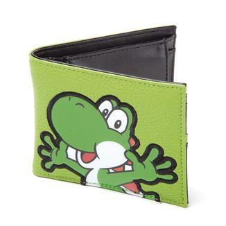 Yoshi Wallet Super Mario
