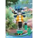Stitch Coin Ride Figure Disney Series Diorama D-Stage