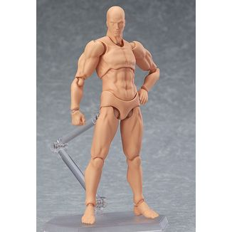 Figma Archetype Next He Flesh Color Original Character