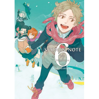 Shonen Note #06
