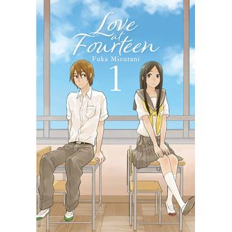 Love At Fourteen #01 Manga Oficial Milky Way Ediciones (spanish)