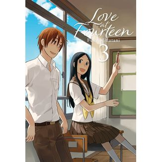 Love At Fourteen #03 Manga Oficial Milky Way Ediciones (spanish)