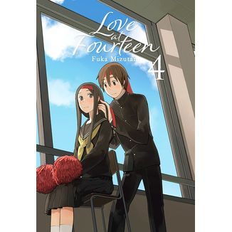 Love At Fourteen #04 Manga Oficial Milky Way Ediciones