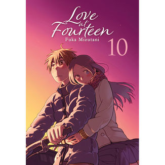 Love At Fourteen #10 Manga Oficial Milky Way Ediciones (English)