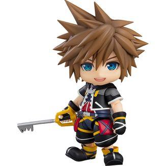 Nendoroid 1487 Sora Kingdom Hearts II