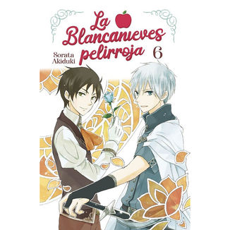 La Blancanieves Pelirroja #06 Manga Oficial Norma Editorial
