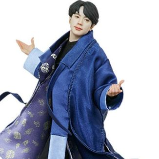 Figura Jin Deluxe BTS Idol Collection
