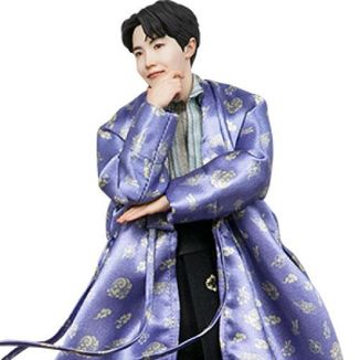 Figura J-Hope Deluxe BTS Idol Collection