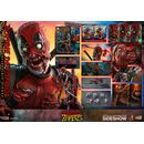Figura Zombie Deadpool Marvel Zombies Comic Masterpiece