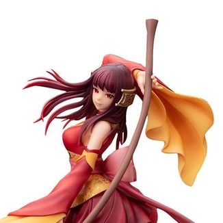 Long Kui The Crimson Guardian Princess Ver Figure The Legend of Sword and Fairy