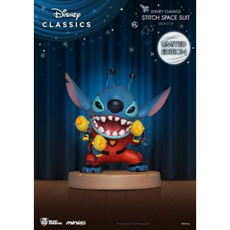 Stitch Space Suit Mini Egg Attack Figure Disney Classic Series