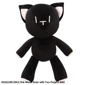 Mr Mew The Plush World Ends with You The Animation
