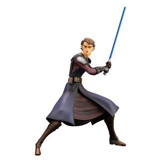 Figura Anakin Skywalker Star Wars The Clone Wars ARTFX+