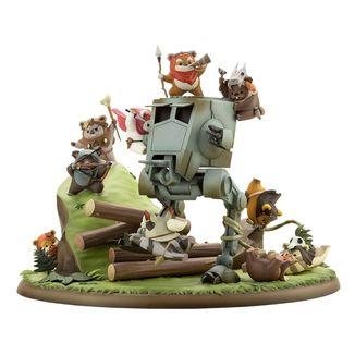 Figura Battle of Endor The Little Rebels Star Wars ARTFX