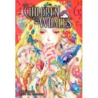 Children of the Whales #06 Manga Oficial Milky Way Ediciones