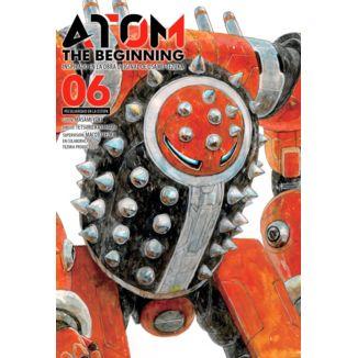 Atom the Beginning #06 Manga Oficial Milky Way Ediciones