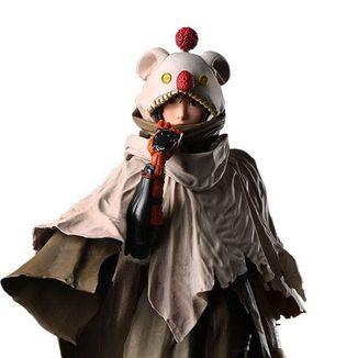 Figura Yuffie Kisaragi Final Fantasy VII Remake Play Arts Kai