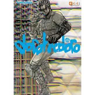 Dorohedoro #08 Manga Oficial ECC Ediciones