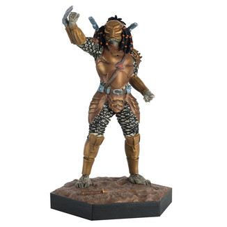 Figura Top Knot Predator The Alien & Predator