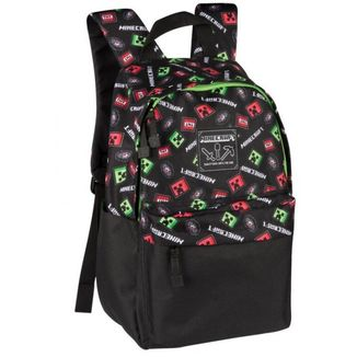 Scatter Creepers Minecraft Backpack