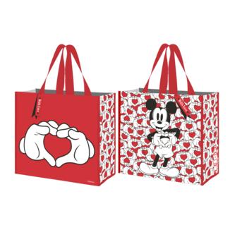 Disney Mickey Mouse Heart Reusable Bag