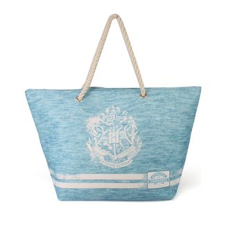 Hogwarts Logo Harry Potter Beach Bag