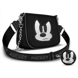Bolso + Monedero Mickey Mouse Angry Disney