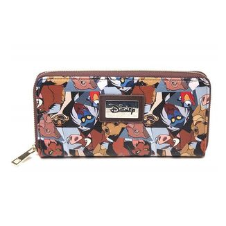 The Lion King Characters Wallet Disney
