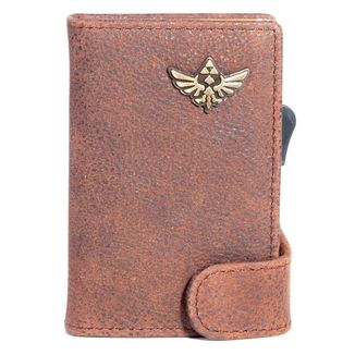 The Legend Of Zelda Logo Card Holder and Wallet