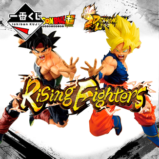 Ichiban Kuji Dragon Ball Legends RISING FIGHTERS