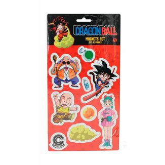 Imanes Dragon Ball Set de 9