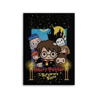 Harry Potter Chibi Fleece Blanket 70 x 140 cms
