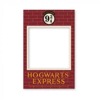 Magnetic Photo Frame Platform 9 3/4 Harry Potter