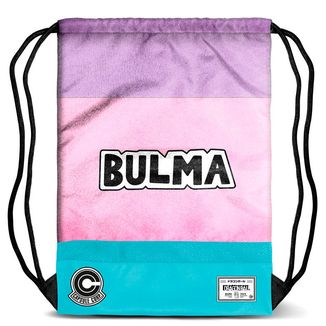 Mochila GYM Bulma Dragon Ball