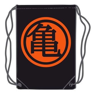 Black Kame Kanji GYM Bag Dragon Ball
