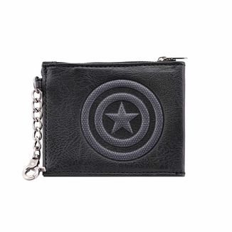 Captain America Defense Card Holder Marvel Comics
