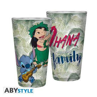 Lilo & Stitch Glass Disney 400ml
