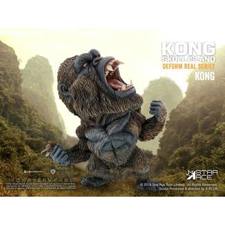 Figura Kong Deform Real Series Kong La Isla Calavera