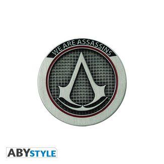 Crest Logo PinvAssassin's Creed
