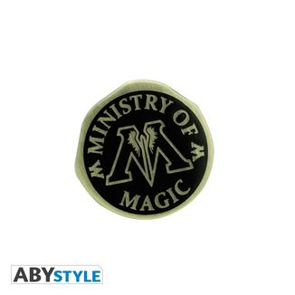 Pin Ministerio de Magia Harry Potter