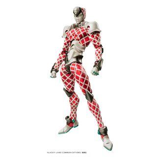 King Crimson Figure JoJo s Bizarre Adventure Super Action Chozokado