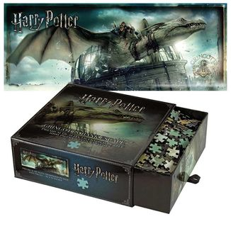 Puzzle Escape del Banco Gringotts Harry Potter