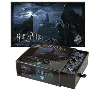 Dementors at Hogwarts Harry Potter Puzzle