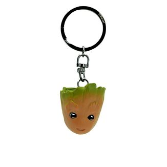 Baby Groot 3D Keychain Guardians Of The Galaxy